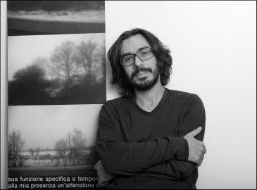 Michele Zaffarano fotografato da Dino Ignani