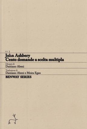 John Ashbery, Cento domande a scelta multipla, Copertina Benway Series 3