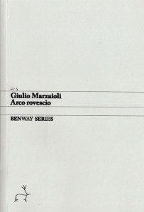 Giulio Marzaioli, Arco rovescio, Copertina Benway Series 5