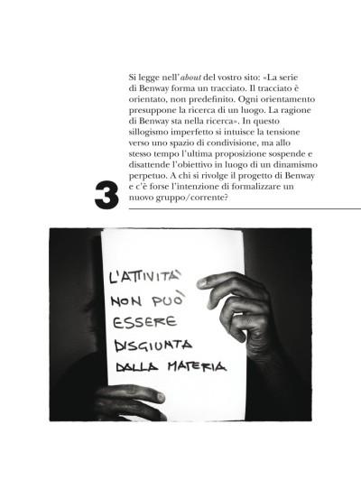 da Colloquiale con Michele Zaffarano, a cura di Daniele Poletti