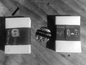 Benway Series, Feuilles/Fogli - Premières séries / Prima serie 1-9