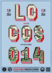 LOGOS Festa della parola 2014