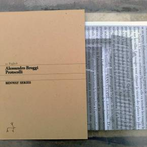 Alessandro Broggi, Protocoles | Protocolli, Foglio8