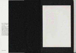 Pietro d'Agostino. Alight / Carta da viaggio, Benway Series 7