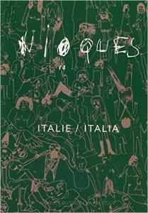 Nioques n. 14, copertina