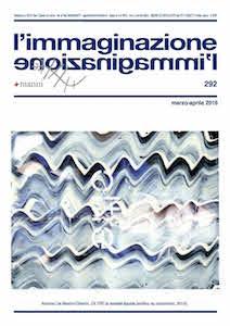 l'immaginazione 292 - copertina e gammmatica Benway 9_Copertina