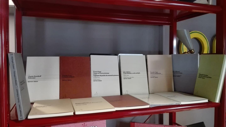 Le librerie che ospitano la Serie completa dei libri Benway