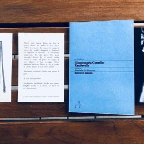 2 cartoline speciali di Giuditta Chiaraluce per «Rinnovella» di GiorgiomariaCornelio