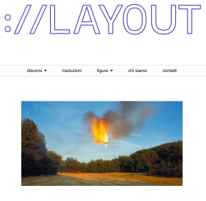 lay0ut magazine screenshot
