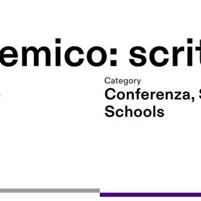 Benway Series @ Summer School inRome